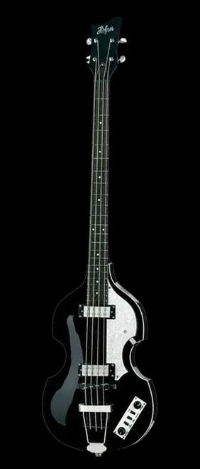 Hofner HI-BB Violin 'Beatle' Bass Guitar Black