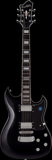 Hagstrom Pat Smear Signature Electric Guitar Black