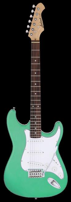 Aria STG-003 Electric Guitar Surf Green