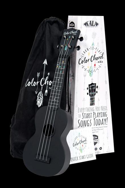 Kala Learn To Play Color Chord™ Ukulele Starter Pack
