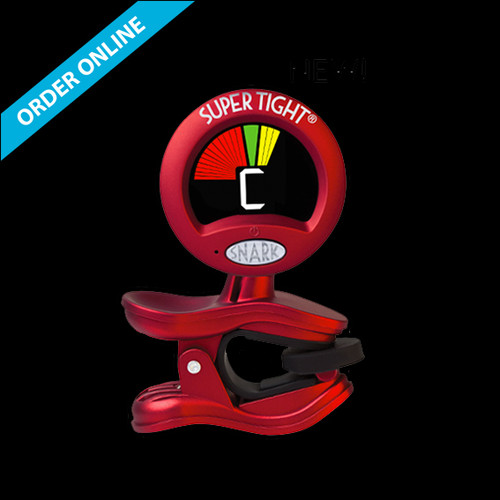 SNARK® Clip-On Tuner ST-2 All-Instrument Tuner/Metronome