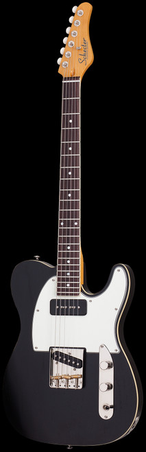 Schecter PT Special Electric Guitar Black Pearl