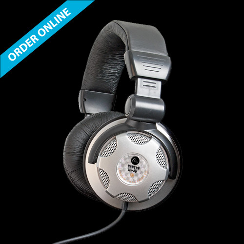 Carson HP40 DJ/Studio Headphones