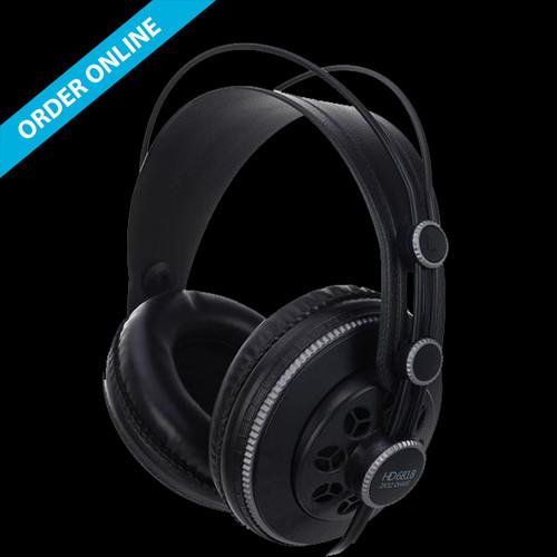 Superlux HD681 Semi-Open Studio Headphones