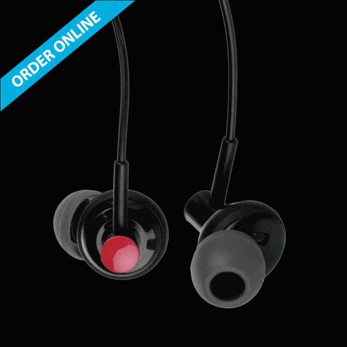 Superlux HD381 In-Ear Headphones Black