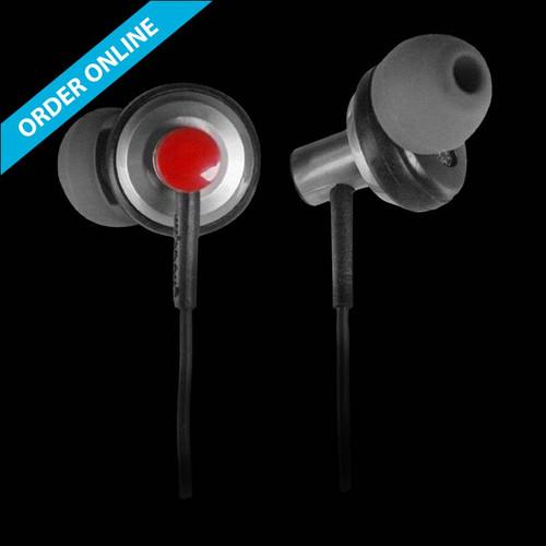 Superlux HD-381B  In-Ear Headphones Silver