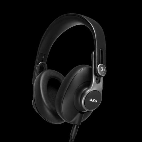 AKG K371 Closed-Back Foldable Studio Headphones