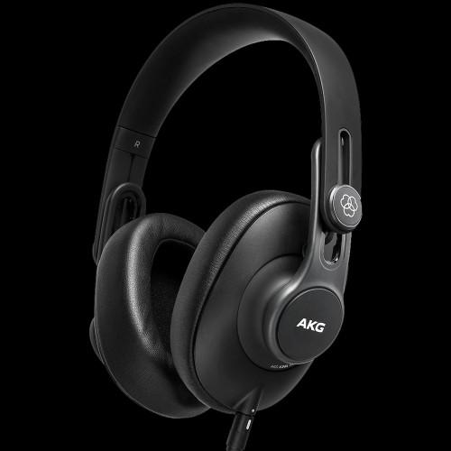 AKG K361 Closed Back Foldable Studio Headphones