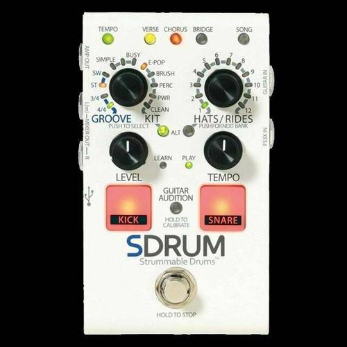 Digitech DIGSDRUM-V-04 SDrum Machine Pedal