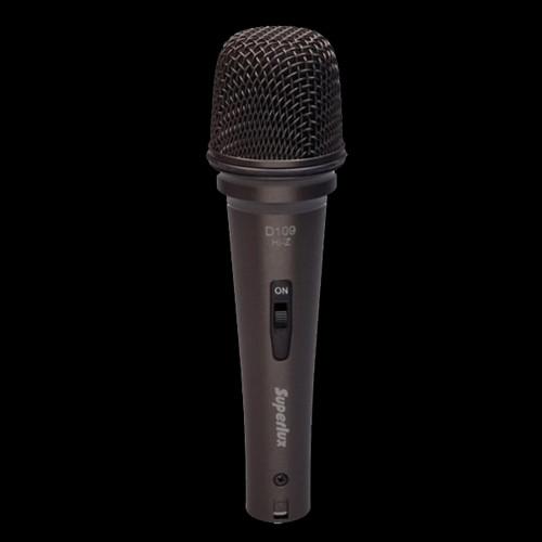 Superlux D109 Hi-Z Dynamic Microphone