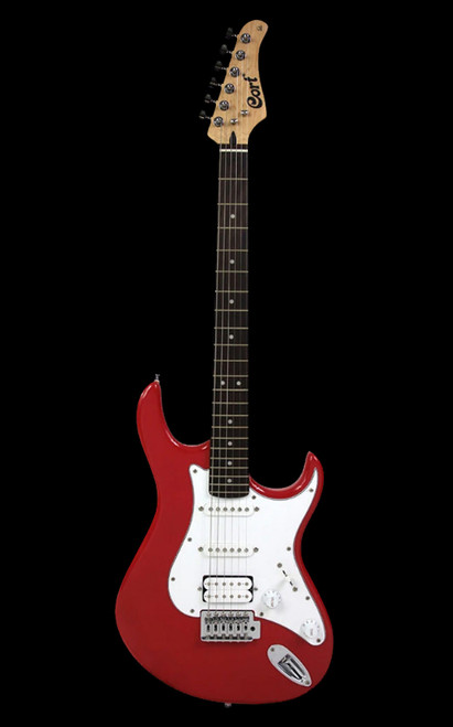 Cort G-Series G110 Electric Guitar Red