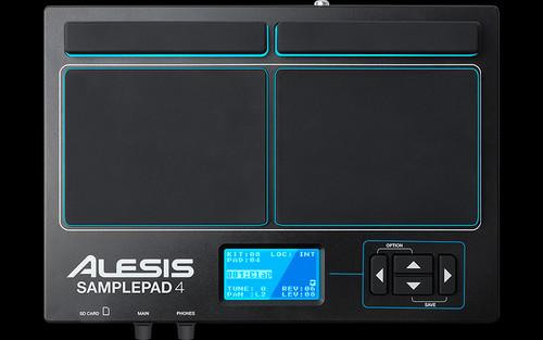 Alesis Sample Pad 4 Electric Drum Pad and Trigger