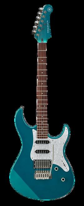 Yamaha Pacifica 612 Series Electric Guitar Teal Green Metallic