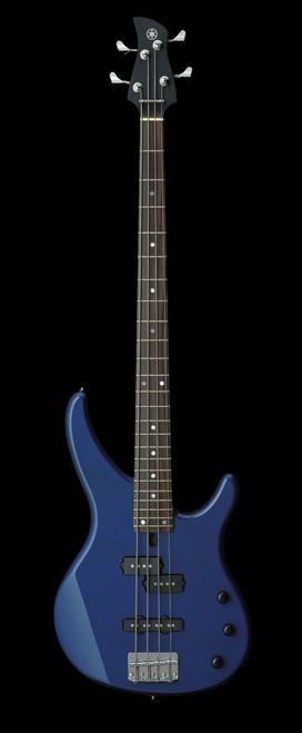 Yamaha TRBX174 Bass Guitar Dark Metallic Blue
