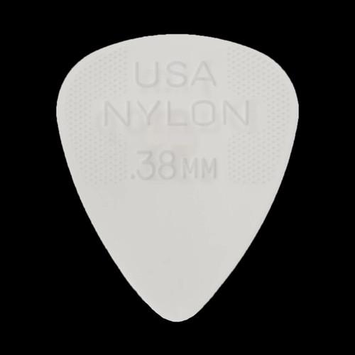Dunlop Nylon Standard Pick .38MM
