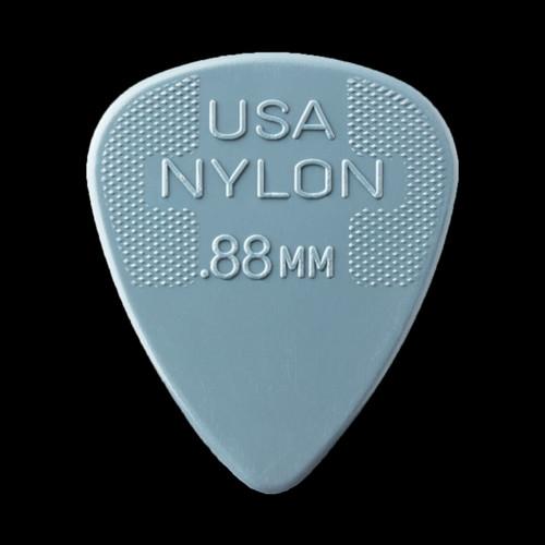 Dunlop Nylon Standard Pick .88MM