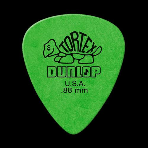 Dunlop Tortex® Standard Pick 0.88MM