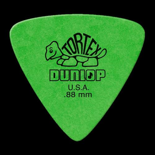 Dunlop Tortex® Triangle Pick 0.88MM
