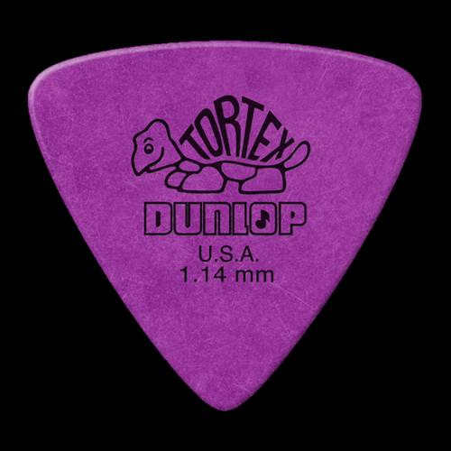Dunlop Tortex® Triangle Pick 1.14MM