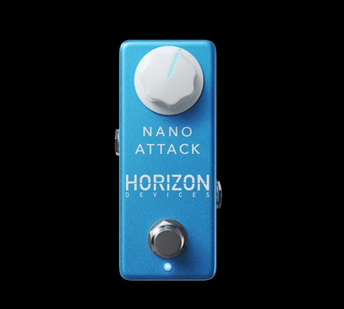Horizon Devices Nano Attack Overdrive Effects Pedal