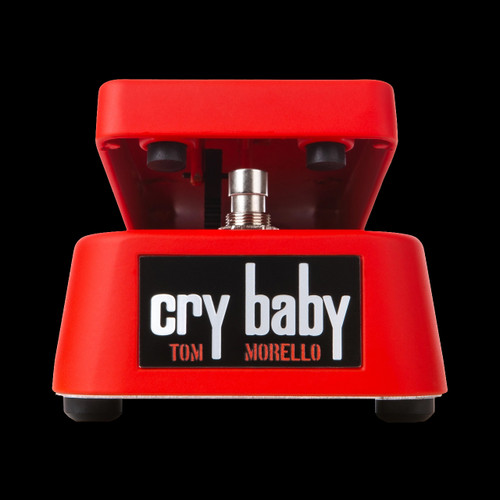 Tom Morello Cry Baby® Wah Guitar Effects Pedal