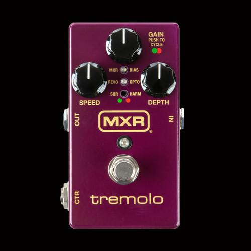 MXR® Tremolo Guitar Effects Pedal