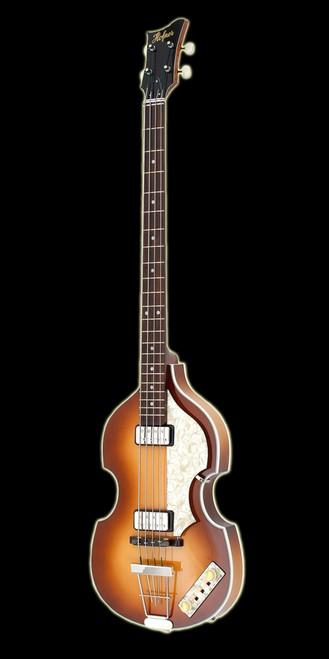 Hofner 500 '62 Violin 'Beatle' Bass Guitar Black