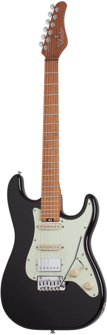 Schecter Nick Johnston Traditional Electric Guitar Atomic Ink