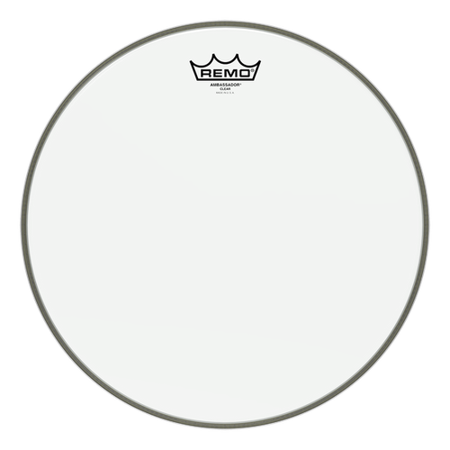 "Remo Ambassador Clear 8"" Drum Head"