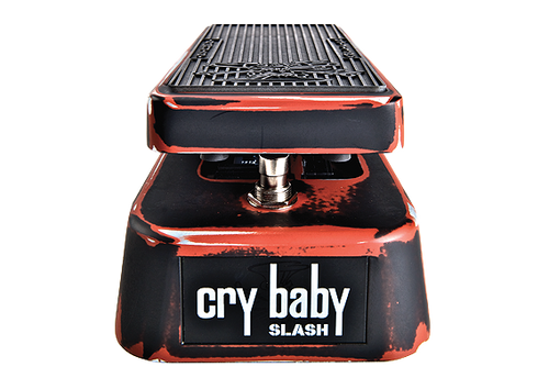 Dunlop Classic Slash Signature Cry Baby® Wah Guitar Effects Pedal
