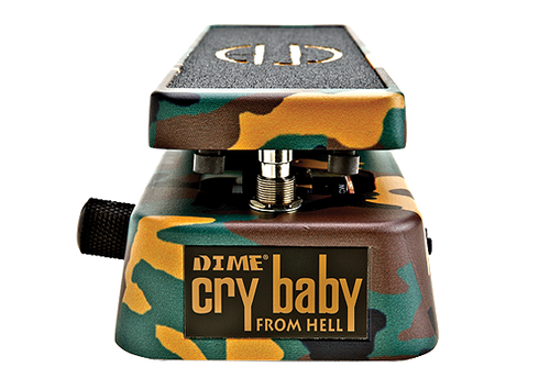 Dunlop Dimebag Signature Cry Baby® Wah Guitar Effects Pedal