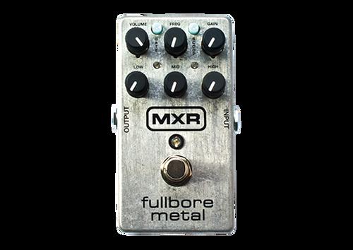 MXR® Fullbore® Metal Distortion Guitar Effects Pedal