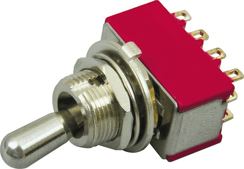 Dimarzio - 4 PDT Pickup Selector Switch - On/On/On