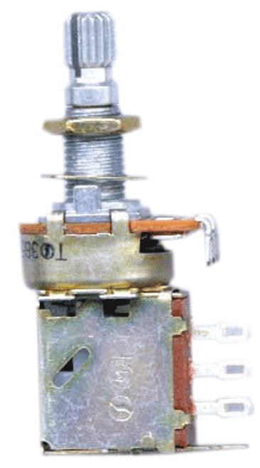 DiMarzio - 500K Push/pull pot. B-6mm-6mm-16-10mm.