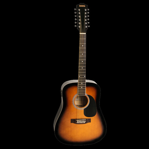 Redding Red512 12 String Electric/Acoustic Guitar