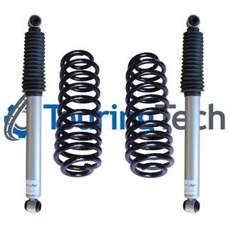Rear Air to Coil Spring Conversion Kit w/ Shocks #TT-G301R+TT-G201R