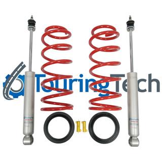 Rear Active to Passive Suspension Conversion Kit w/ Shocks #TT-T303R+TT-T203R