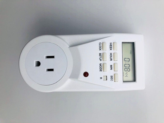 Programmable Digital Timer ACDT-20 for Super Feeder