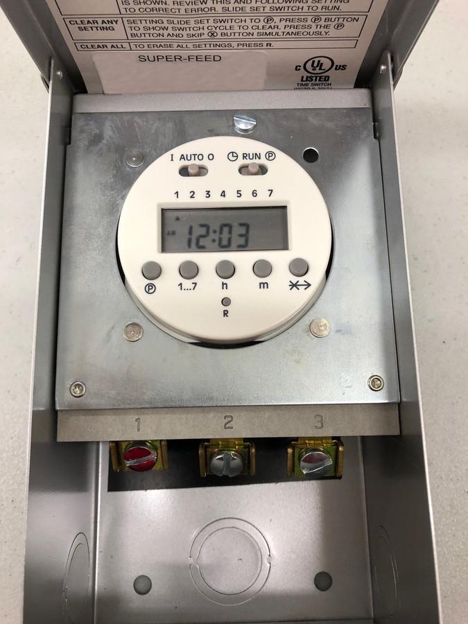DT-03 outdoor timer