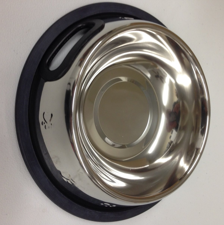 Bowl-Stainless Steel Pet Bowl for Super Feeder Stand
