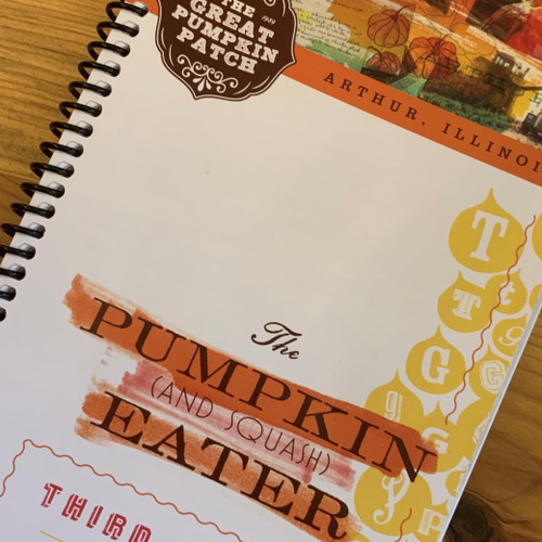 The Pumpkin (and Squash) Eater, Third Edition