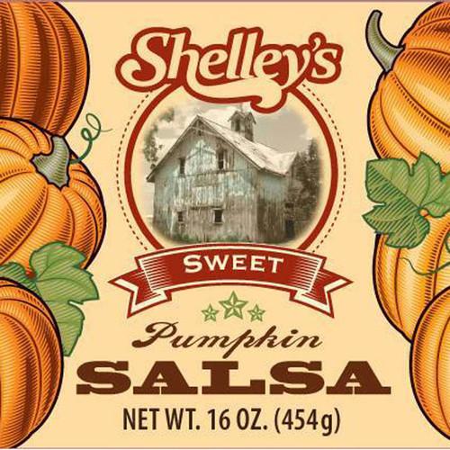Shelley's Pumpkin Salsa