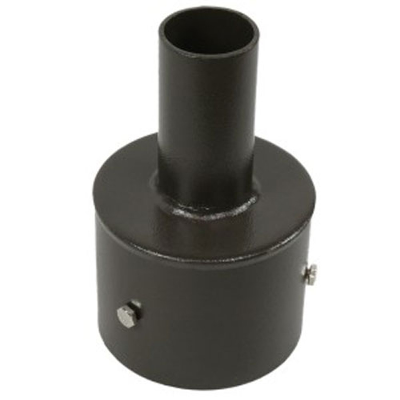"Fixture Base for 5"" Round Pole Top"