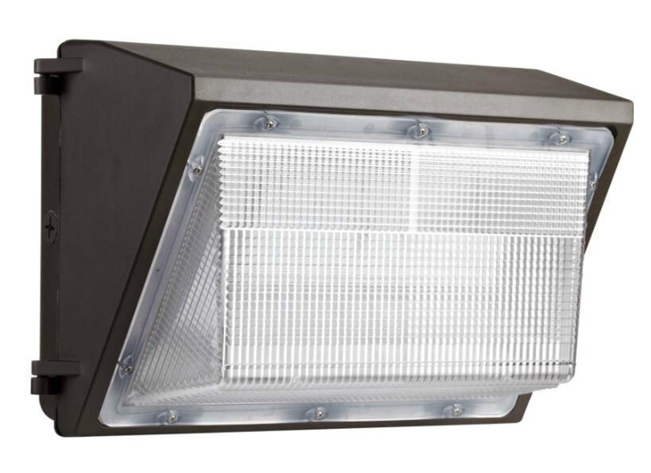 LED Wall Pack, 135 Watt, 15000 lumen, 5000 Kelvin, 100-277 volt, UL and DLC Listed