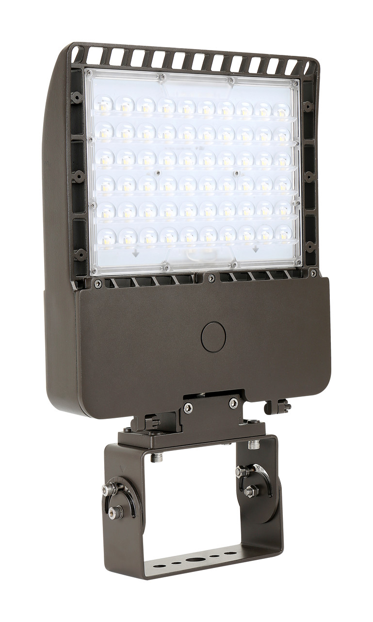 LED Shoe Box with trunion mount