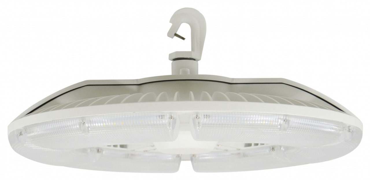 UFO LED High bay with prismatic lens