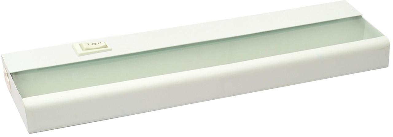 """12"""" 5 Watt, 380 lumens, LED Linkable Under Cabinet - White"""