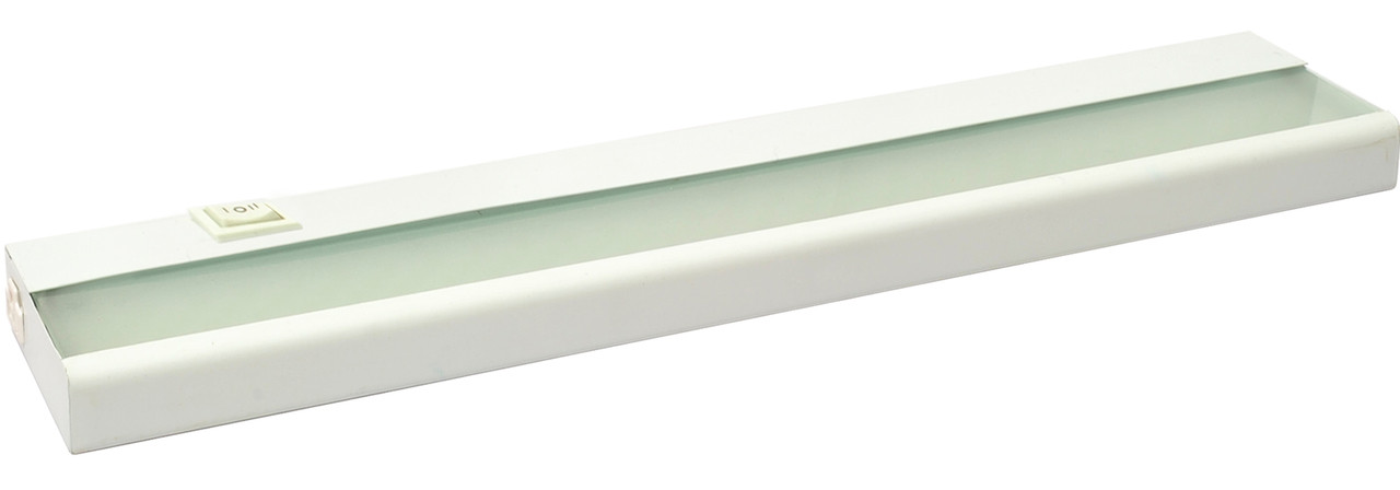 "24"" 9 Watt, 680 lumens, LED Linkable Under Cabinet - White"