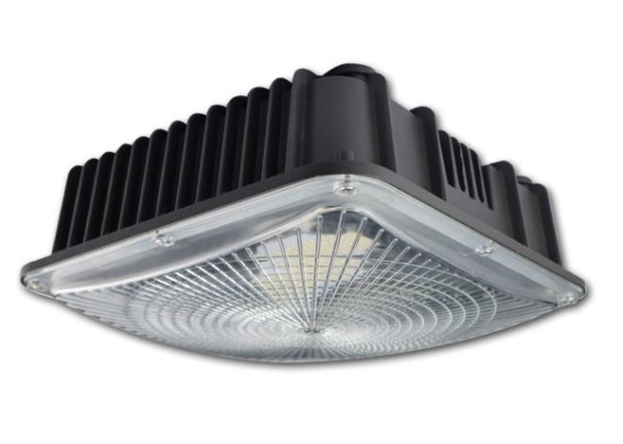 Slim Line Canopy LED Light - WHITE