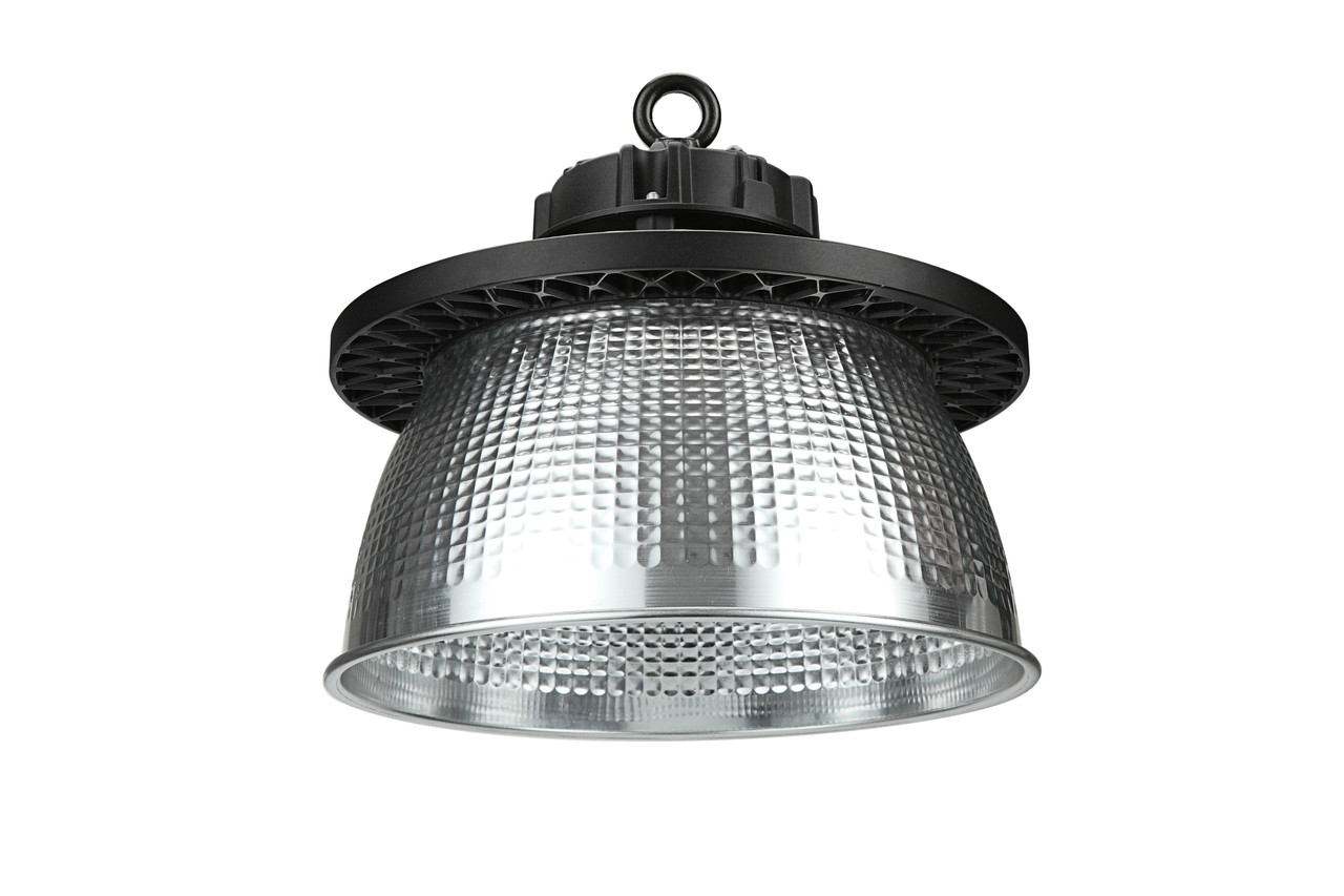 UFO LED High bay with Aluminum Lens